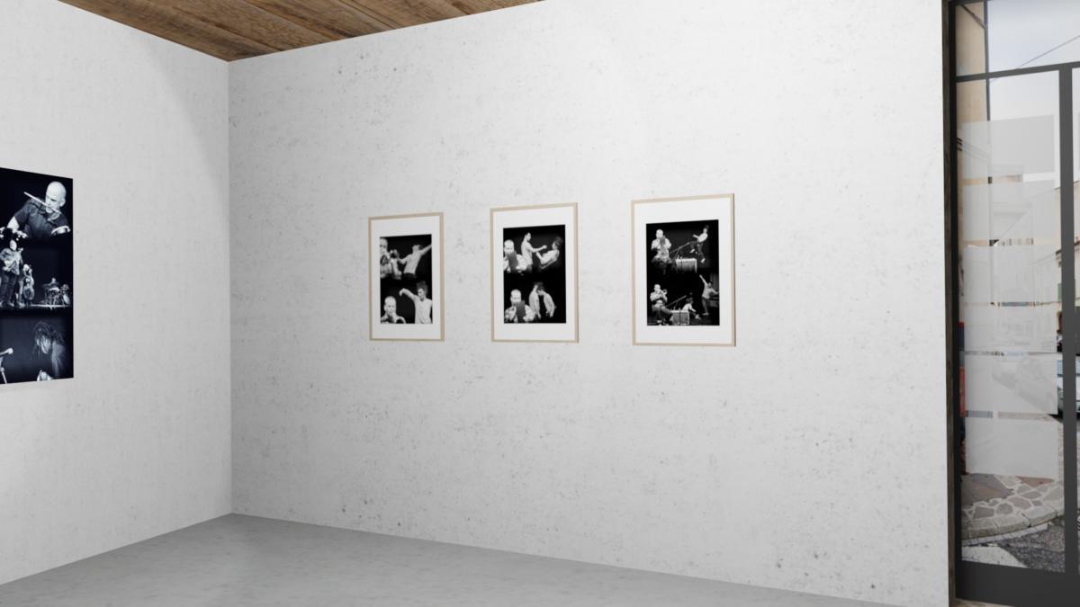 1 Sala 1 Ritratti 50_70 lato Romano