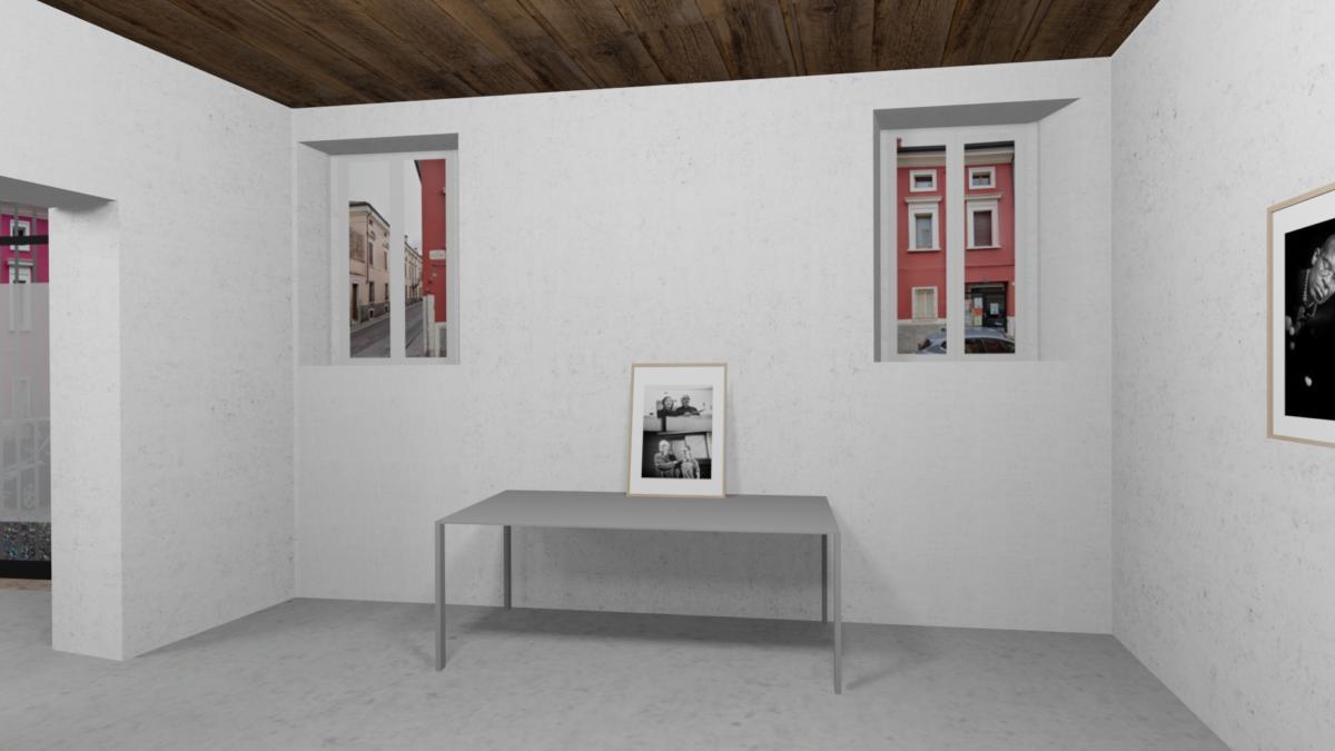 7 Sala 2 Ritratto sul tavolo